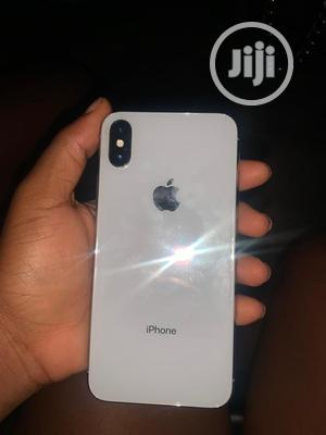 Apple iPhone X 64 GB Silver | Mobile Phones for sale in Ondo State, Akure