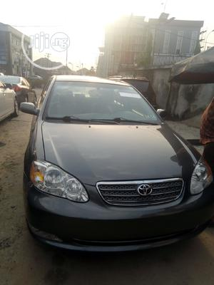 Toyota Corolla 2008 1.8 LE Gray | Cars for sale in Rivers State, Port-Harcourt