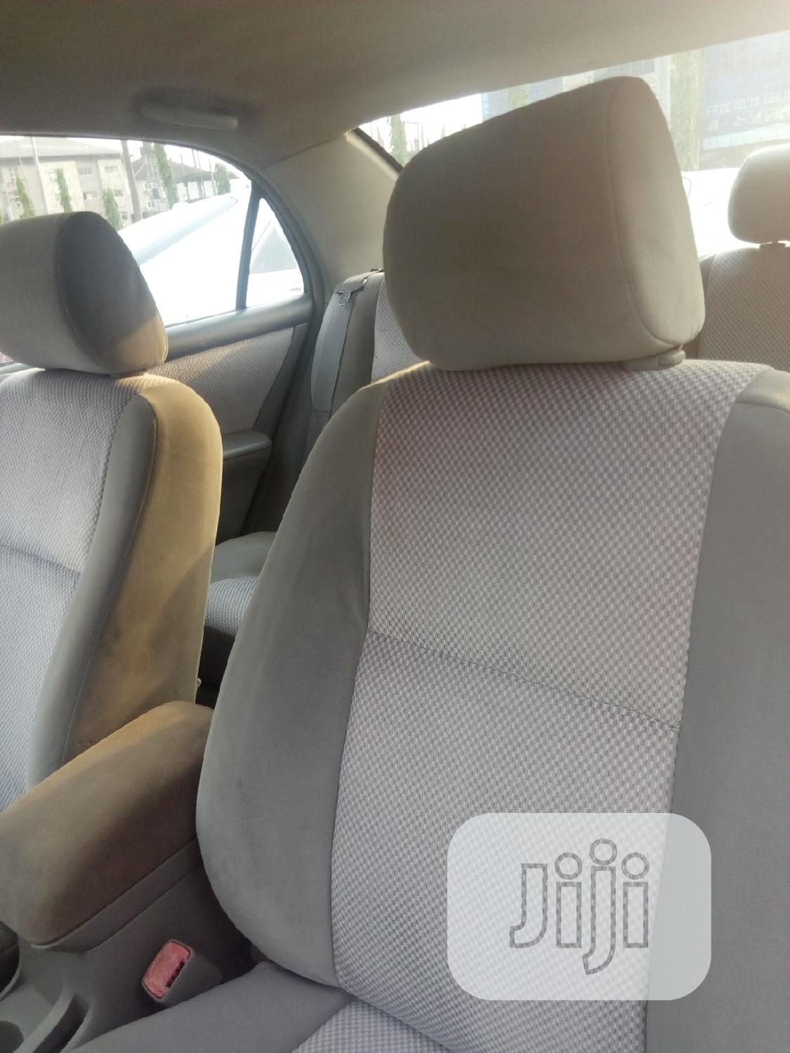 Toyota Corolla 2008 1.8 LE Gray   Cars for sale in Port-Harcourt, Rivers State, Nigeria