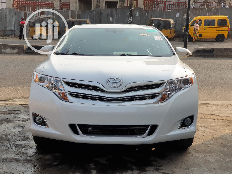 Archive: Toyota Venza 2013 LE AWD White