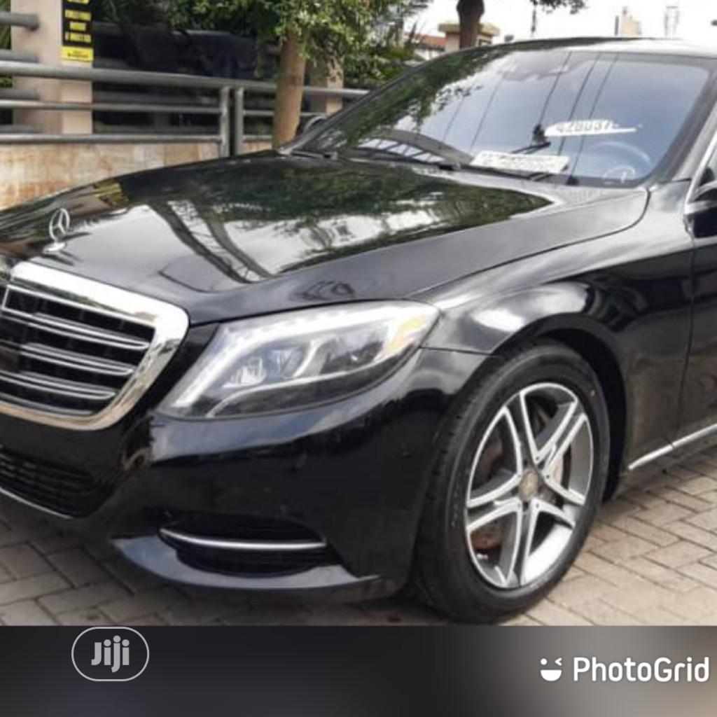 Mercedes-Benz S Class 2016 4dr Sedan Black