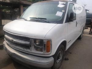 2000 Chevrolet Express Bus White   Buses & Microbuses for sale in Lagos State, Amuwo-Odofin