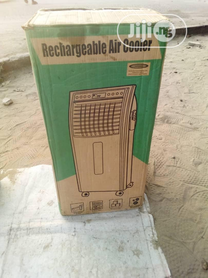 Air Cooler Rechargeable   Home Appliances for sale in Amuwo-Odofin, Lagos State, Nigeria