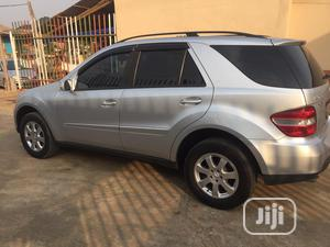 Mercedes-Benz M Class 2006 Silver | Cars for sale in Lagos State, Alimosho