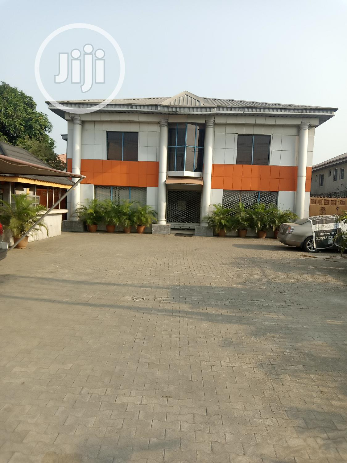 A Building for Lease at Addo Road Good for Cooperate Body | Commercial Property For Rent for sale in Ajah, Lagos State, Nigeria