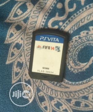 PS Vita FIFA 14 Game Card | Accessories & Supplies for Electronics for sale in Lagos State, Isolo