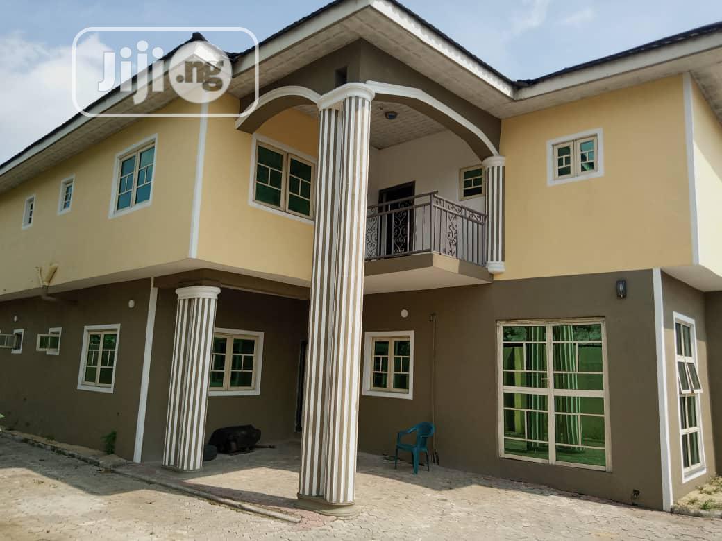 6bedroom Duplex at Elelenwo Port Harcourt For Sale