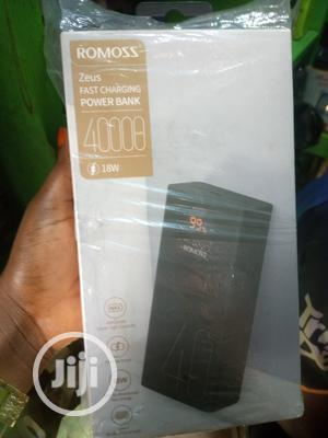 Romoss Power Bank 40,000mah   Accessories for Mobile Phones & Tablets for sale in Lagos State, Ikeja
