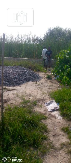 A Distress Half Plot of Land at Hopeville Estate Sangotedo | Land & Plots For Sale for sale in Lagos State, Ajah