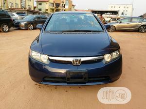 Honda Civic 2007 1.8 Sedan EX Blue   Cars for sale in Lagos State, Ikeja