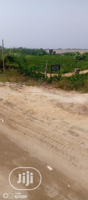 A Distress Plot of Land at Hopeville Estate Sangotedo | Land & Plots For Sale for sale in Lagos State, Ajah