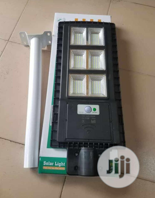 150watt All in One Solar Street Light With Pole Is Now Avaib