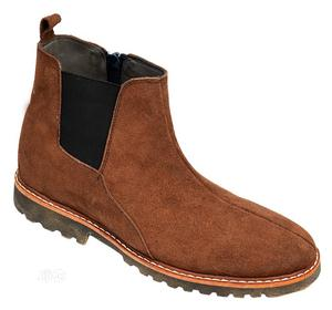 Italian High Quality Suede Men Shoe | Shoes for sale in Rivers State, Port-Harcourt
