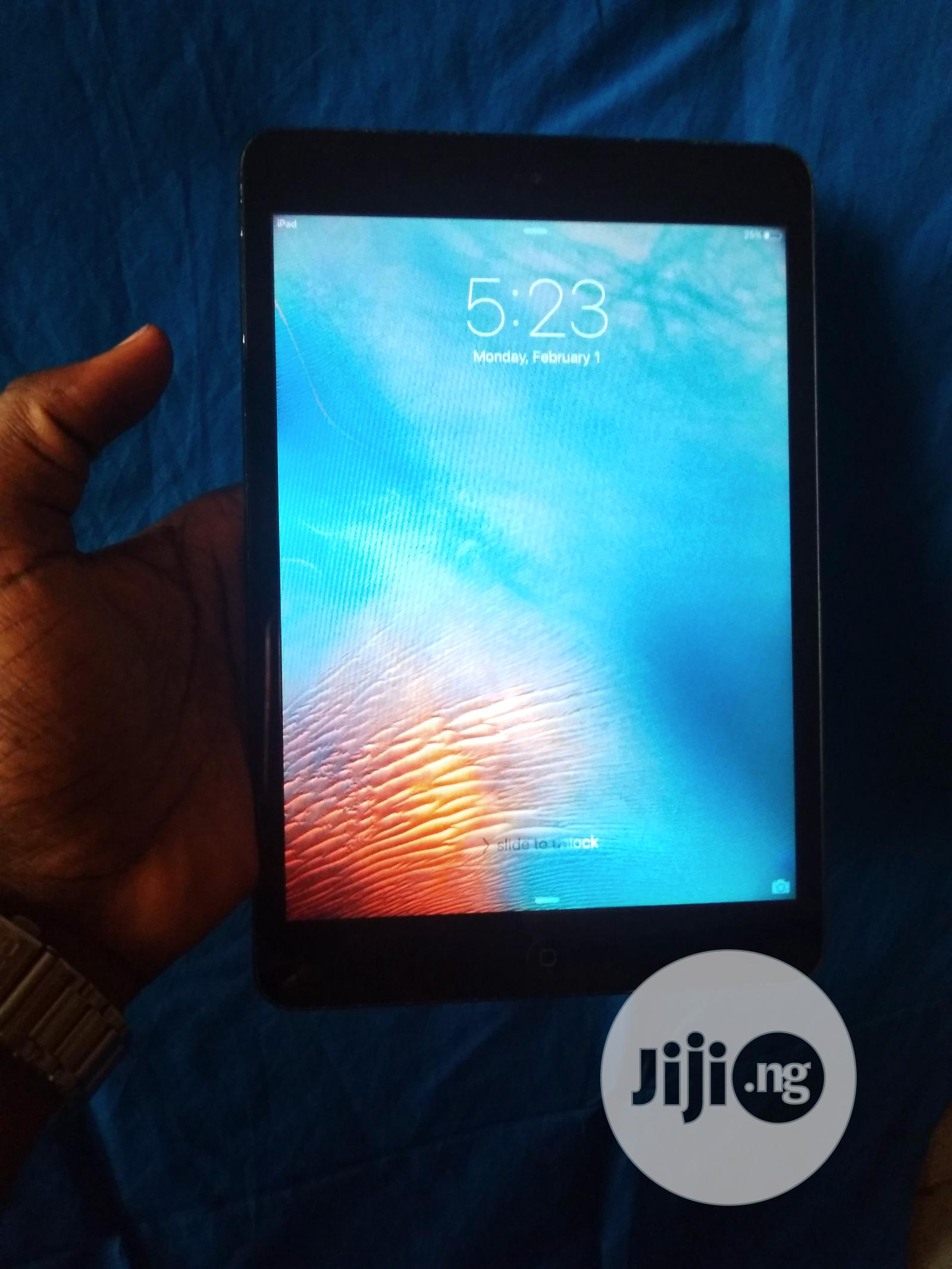 Apple iPad Mini Wi-Fi 16 GB Gray