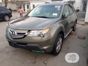 Acura MDX 2008 Green   Cars for sale in Lagos State, Apapa