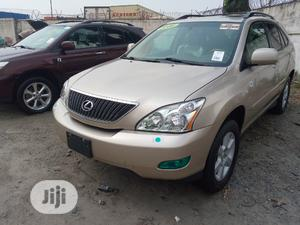 Lexus RX 2006 330 AWD Gold   Cars for sale in Lagos State, Apapa