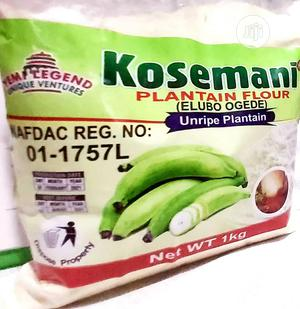 Kosemani Unripe Plantain Flour | Meals & Drinks for sale in Lagos State, Agboyi/Ketu