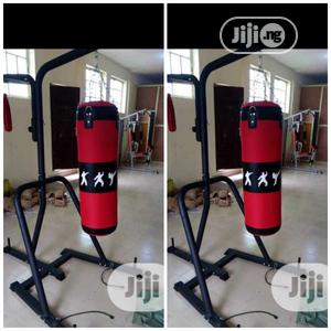 Punching Bag With Stand | Sports Equipment for sale in Lagos State, Surulere