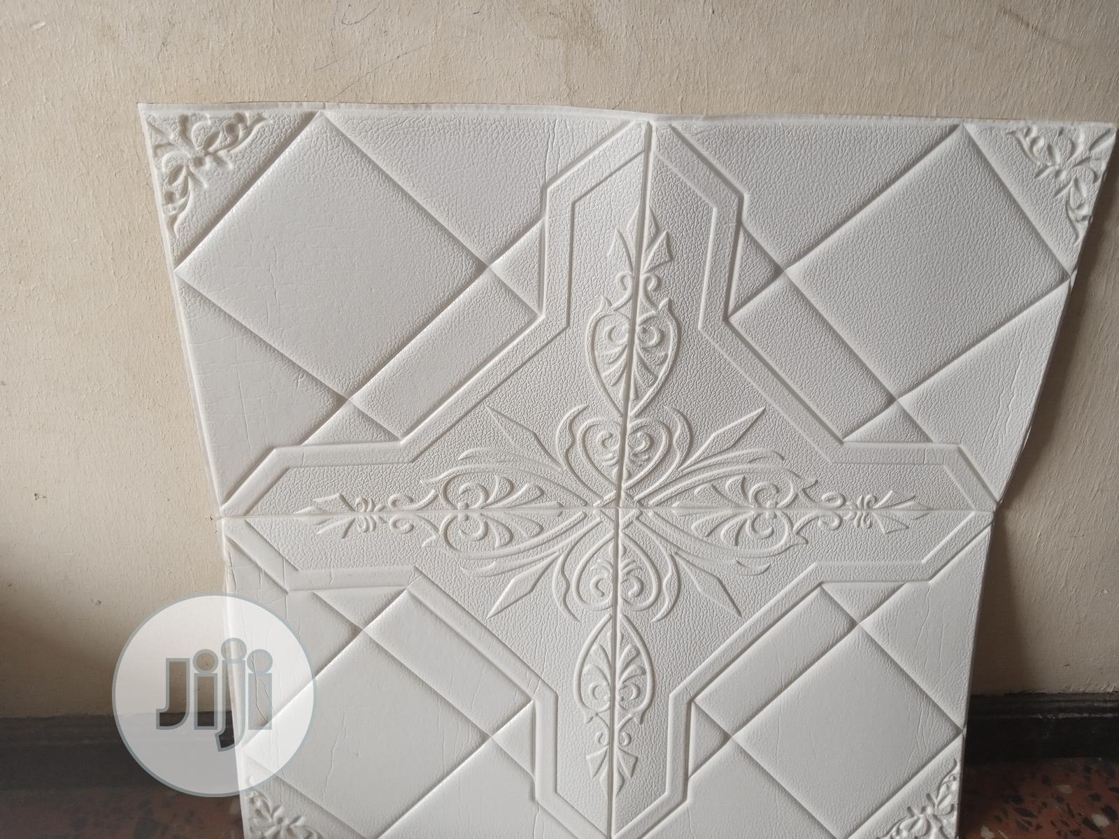 3D Wall and Ceiling Stickers