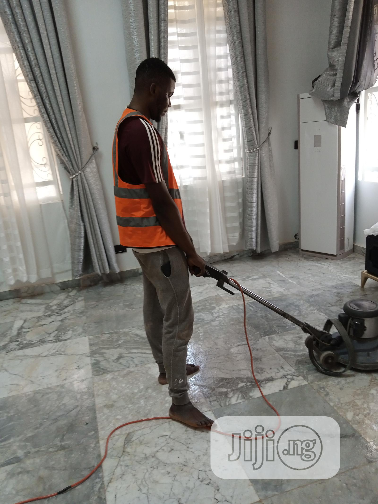 Marble Floor Restoration   Cleaning Services for sale in Gbagada, Lagos State, Nigeria