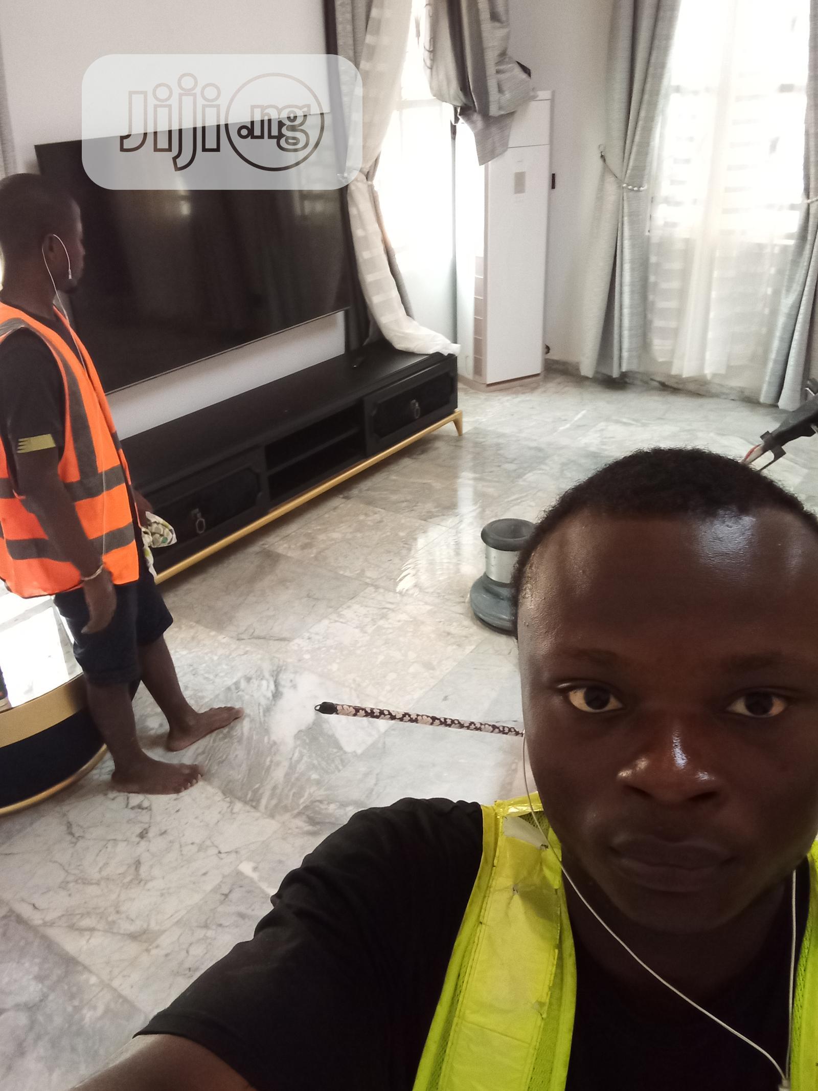 Marble Floor Restoration Service