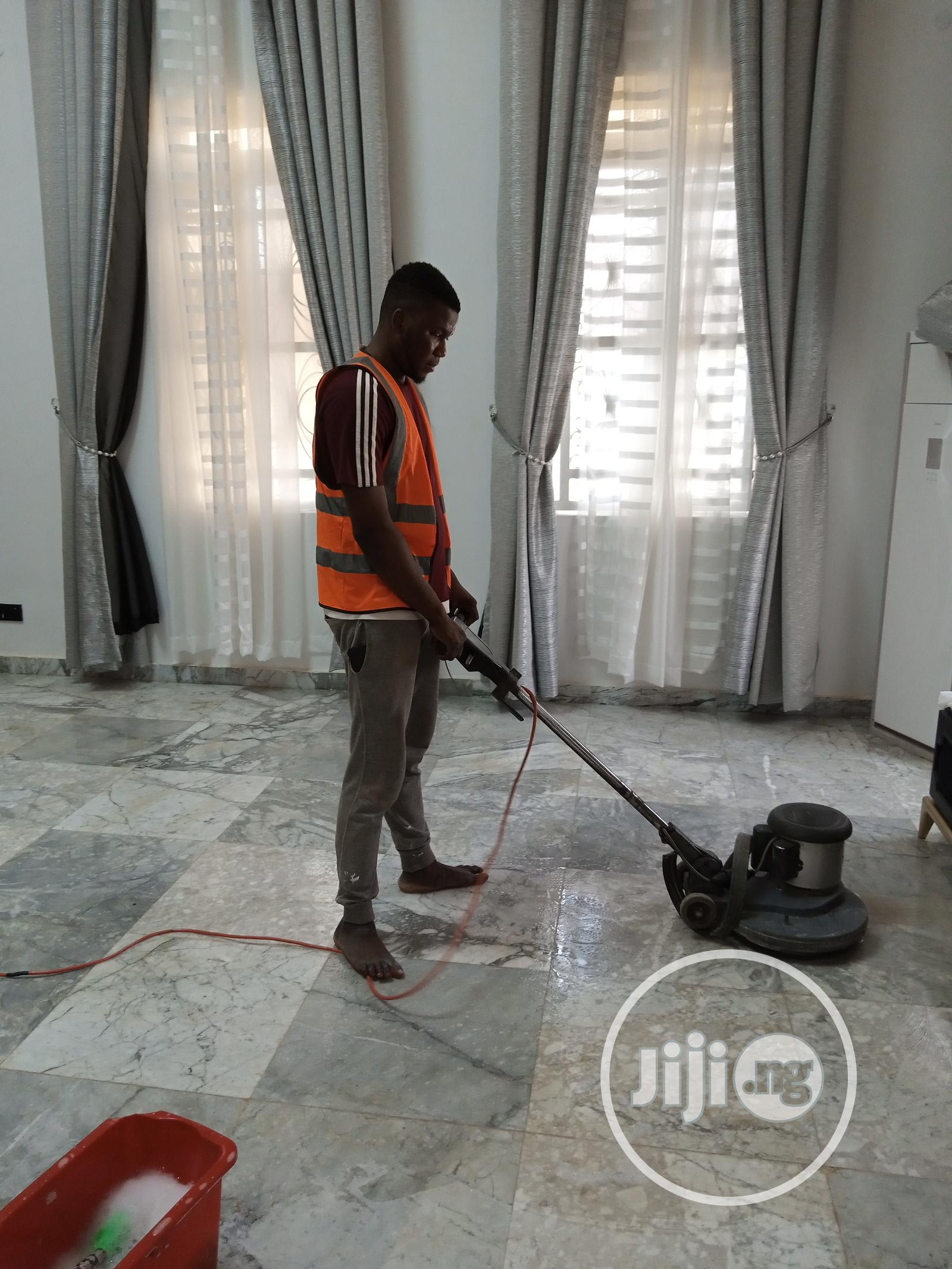 Marble Floor Restoration Service | Cleaning Services for sale in Gbagada, Lagos State, Nigeria