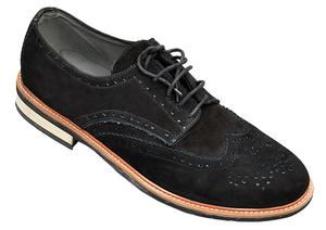Italian High Quality Suede Brogue Men Shoe | Shoes for sale in Lagos State, Ikeja