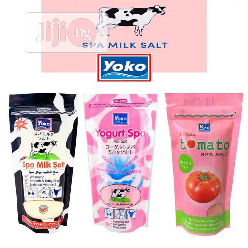 Yoko Spa Milk Salt