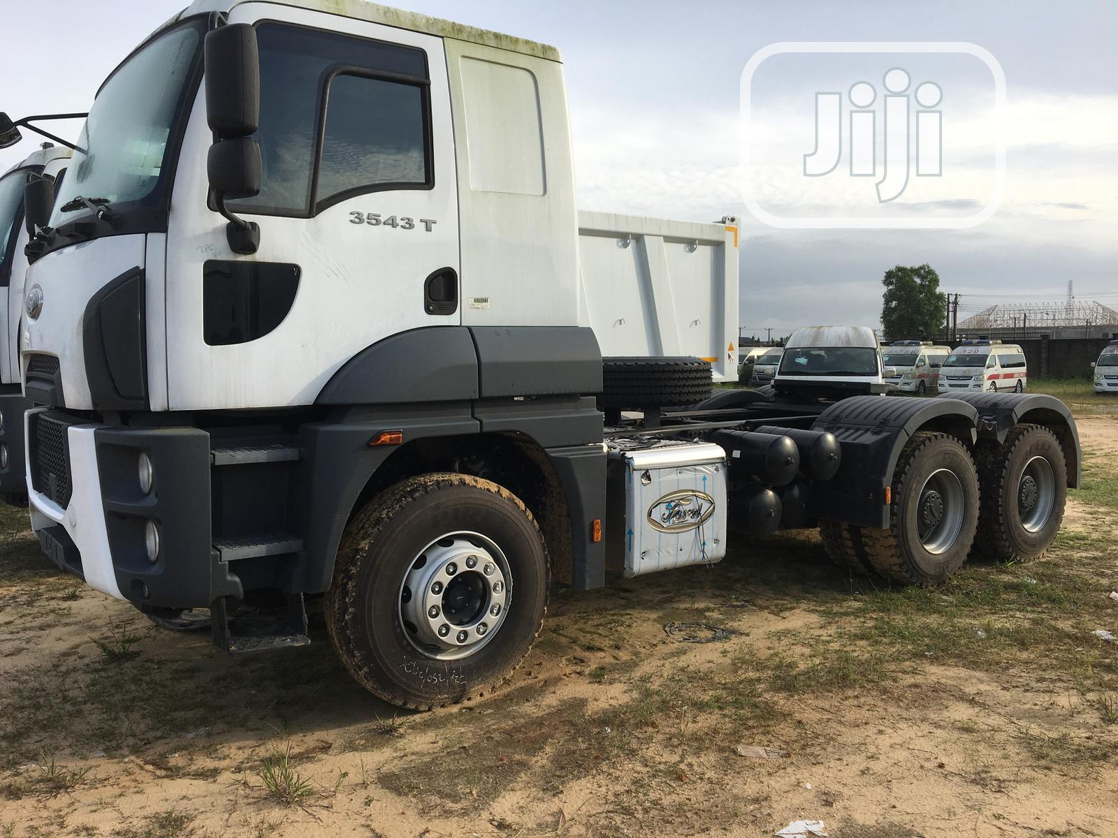 Brand New Ford Heavy Duty Tractor Head | Heavy Equipment for sale in Ibeju, Lagos State, Nigeria