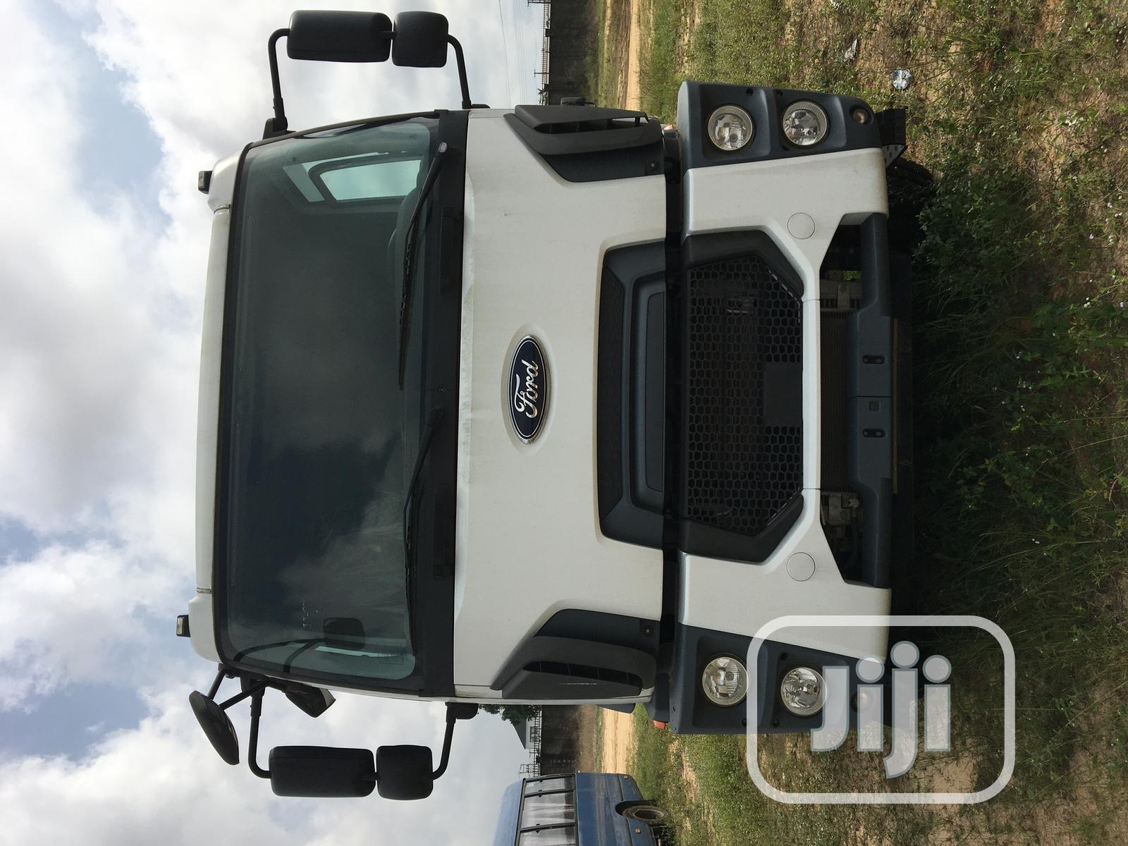 Brand New Ford Heavy Duty Tractor Head