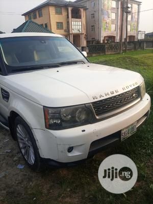 Land Rover Range Rover Sport 2010 HSE 4x4 (5.0L 8cyl 6A) White | Cars for sale in Bayelsa State, Yenagoa