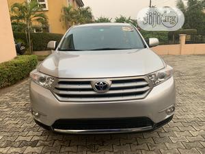 Toyota Highlander 2013 Limited 3.5l 4WD Silver   Cars for sale in Lagos State, Ajah