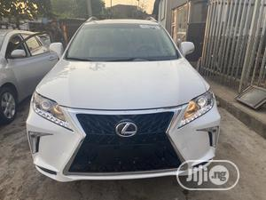 Lexus RX 2013 350 AWD White   Cars for sale in Lagos State, Magodo
