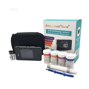 Accu-answer Total Cholesterol,Hemoglobin,Glucose,Uric Acid   Medical Supplies & Equipment for sale in Lagos State, Ikeja