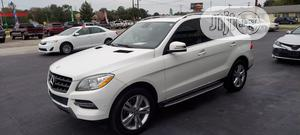 Mercedes-Benz M Class 2015 White | Cars for sale in Lagos State, Ajah