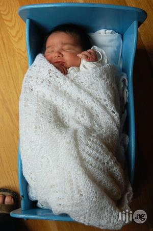 Knitted Baby Shawl Blanket | Baby & Child Care for sale in Plateau State, Jos