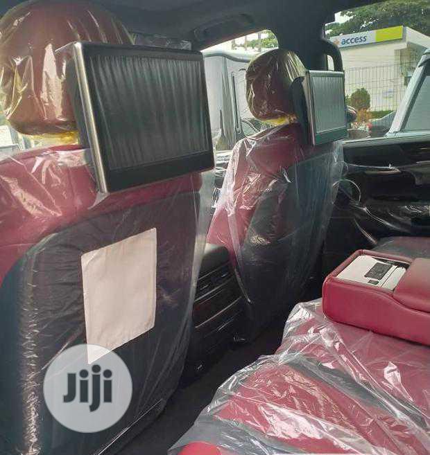 New Lexus LX 2020 570 Three-Row Black | Cars for sale in Lekki, Lagos State, Nigeria