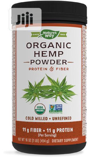Hemp Protein Fiber Powder   Vitamins & Supplements for sale in Lagos State, Ojo