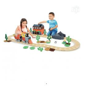 Little Tikes Waffle Blocks Steam Train | Toys for sale in Lagos State, Ajah