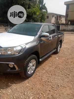 New Toyota Hilux 2019 SR 4x4 Gray | Cars for sale in Lagos State, Victoria Island