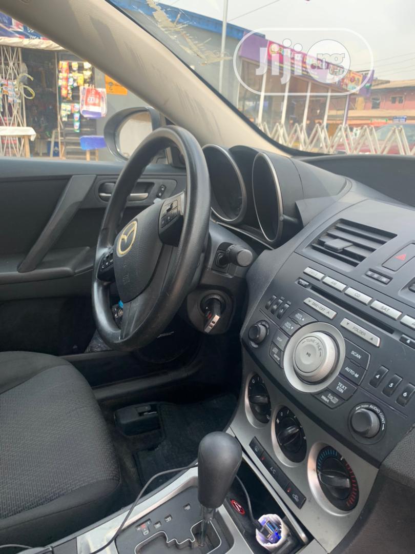 Mazda 3 2010 2.0 I Sport Gray | Cars for sale in Ogba, Lagos State, Nigeria