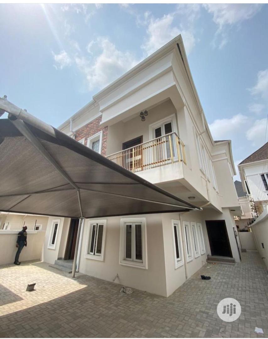 Newly Built 5 Bedroom Detached Duplex With Room Bq