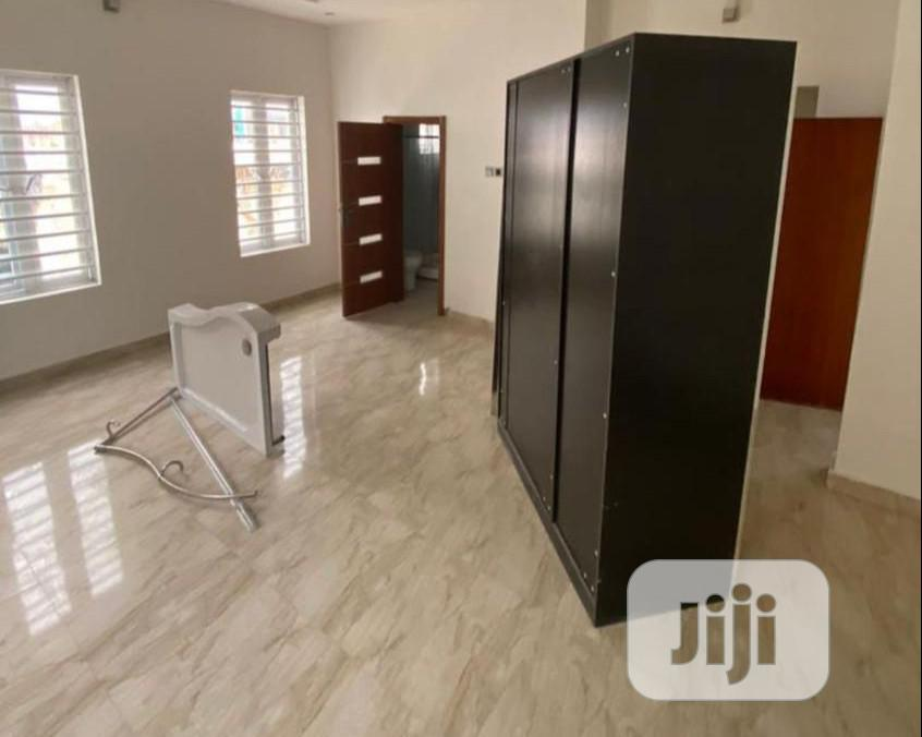 Newly Built 5 Bedroom Detached Duplex With Room Bq | Houses & Apartments For Sale for sale in Chevron, Lekki, Nigeria