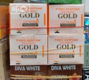 Purec Egyptian Magic Whitening Gold Face Cream | Skin Care for sale in Lagos State, Amuwo-Odofin
