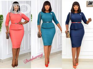 Quality Classy Gown for Sophisticated Ladies   Clothing for sale in Rivers State, Port-Harcourt