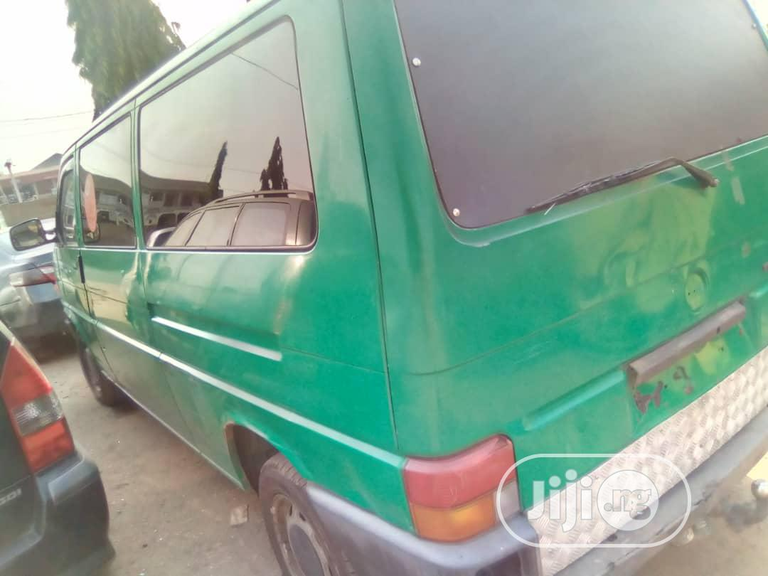 Tokunbo Volkswagen T4 Long Chassis Diesel   Buses & Microbuses for sale in Abule Egba, Lagos State, Nigeria