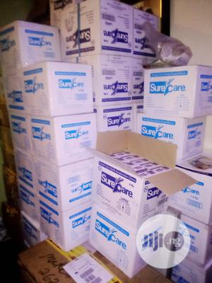 Powder Free Nitrile Gloves 10x50   Medical Supplies & Equipment for sale in Lagos State, Ikeja