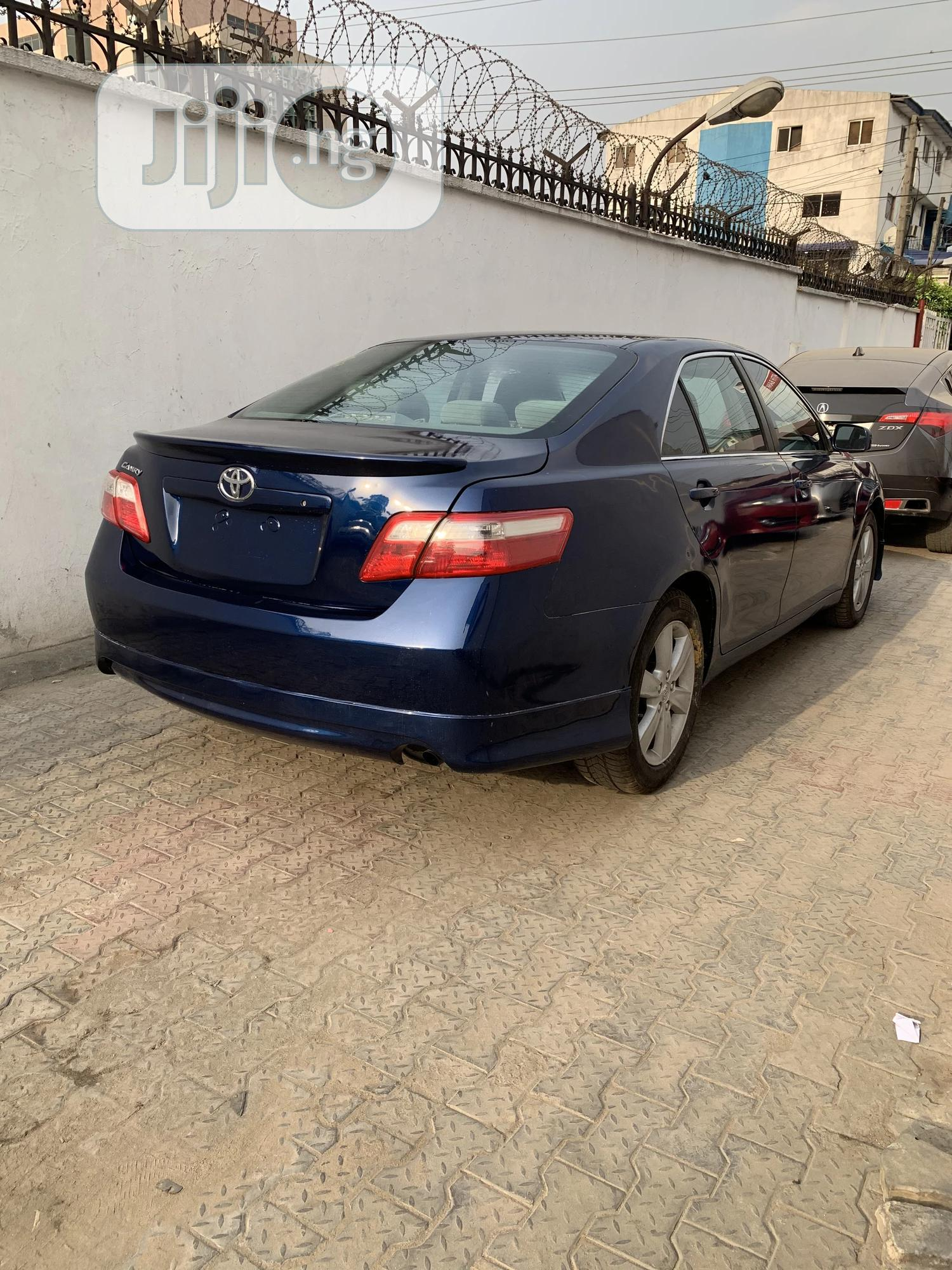 Toyota Camry 2009 Blue | Cars for sale in Ikeja, Lagos State, Nigeria