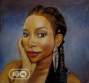 Portrait Drawing of Genevieve | Arts & Crafts for sale in Lagos State, Lekki