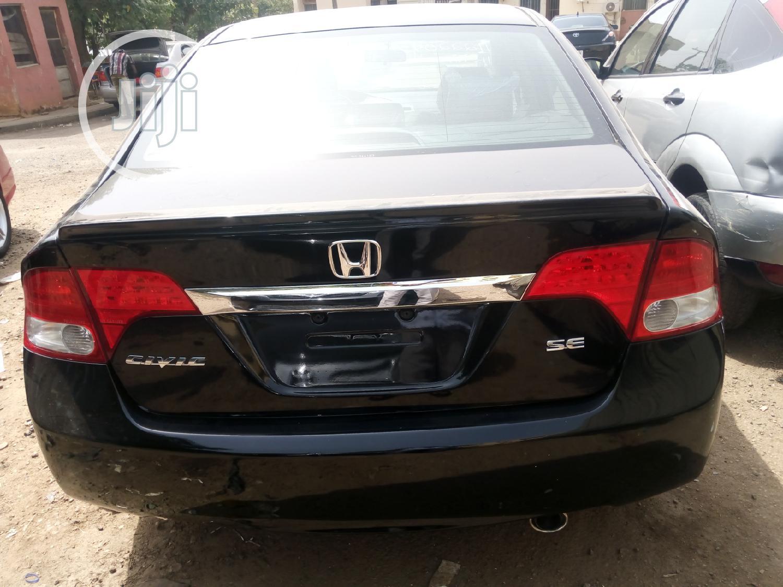 Honda Civic 2011 1.4 3 Door Automatic Black   Cars for sale in Garki 1, Abuja (FCT) State, Nigeria
